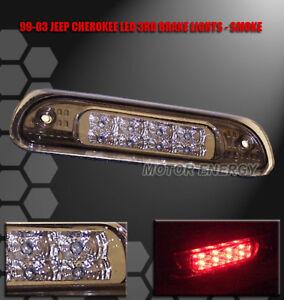 99-04-JEEP-GRAND-CHEROKEE-LED-THIRD-3RD-BRAKE-LIGHT-SMOKE-LAREDO-OVERLAND-SPORT