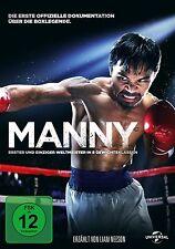 JINKEE PACQUIAO,MARK WAHLBERG MANNY PACQUIAO - MANNY  DVD NEU LEON GAST