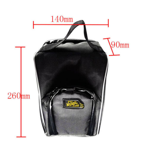 Electric Bike Bag Bicycle Rear Portable E-bike li-ion18650 Battery Pack storage