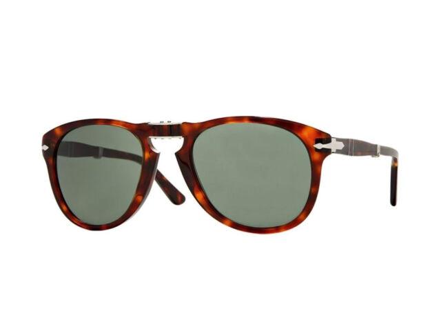 e00a41952adb4 Genuine Persol Po0714 2431 52mm Folding Mens Sunglasses Havana for ...