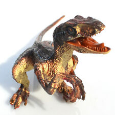 Realistic Moveable Jaw Velociraptor Dinosaur Figure Toy Model Kid Christmas Gift