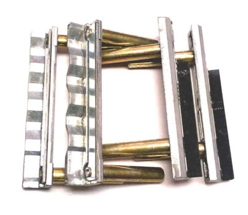 220 Grit Cylinder Hone Stone Set for AN-111 Sunnen Hone Range 2.7-4.1 inch