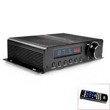 Pyle PFA540BT Compact 5-Channel Bluetooth Amplifier, Hi-Fi Amp Receiver w/ HDMI
