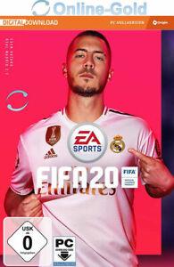 FIFA 20 - EA Origin Descargar Código - PC clave del juego Estándar Edición EU/ES