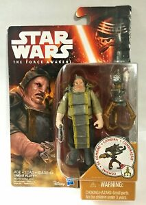 Figurine Hasbro STAR WARS The Force awakens UNKAR PLUTT Figure