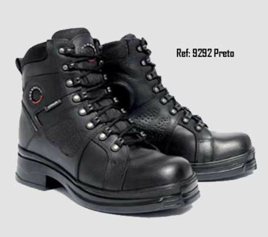 MONDEO STABILITY- Motorcycle boots Size 9 (9292)