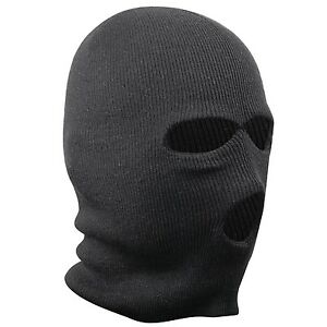 BLACK-BALACLAVA-MASK-3-HOLES-WINTER-SAS-STYLE-ARMY-SKI-HAT-NECK-WARMER-PAINTBALL