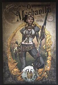 Lady-Mechanika-0-first-printing-original-2010-Aspen-Comic-Book