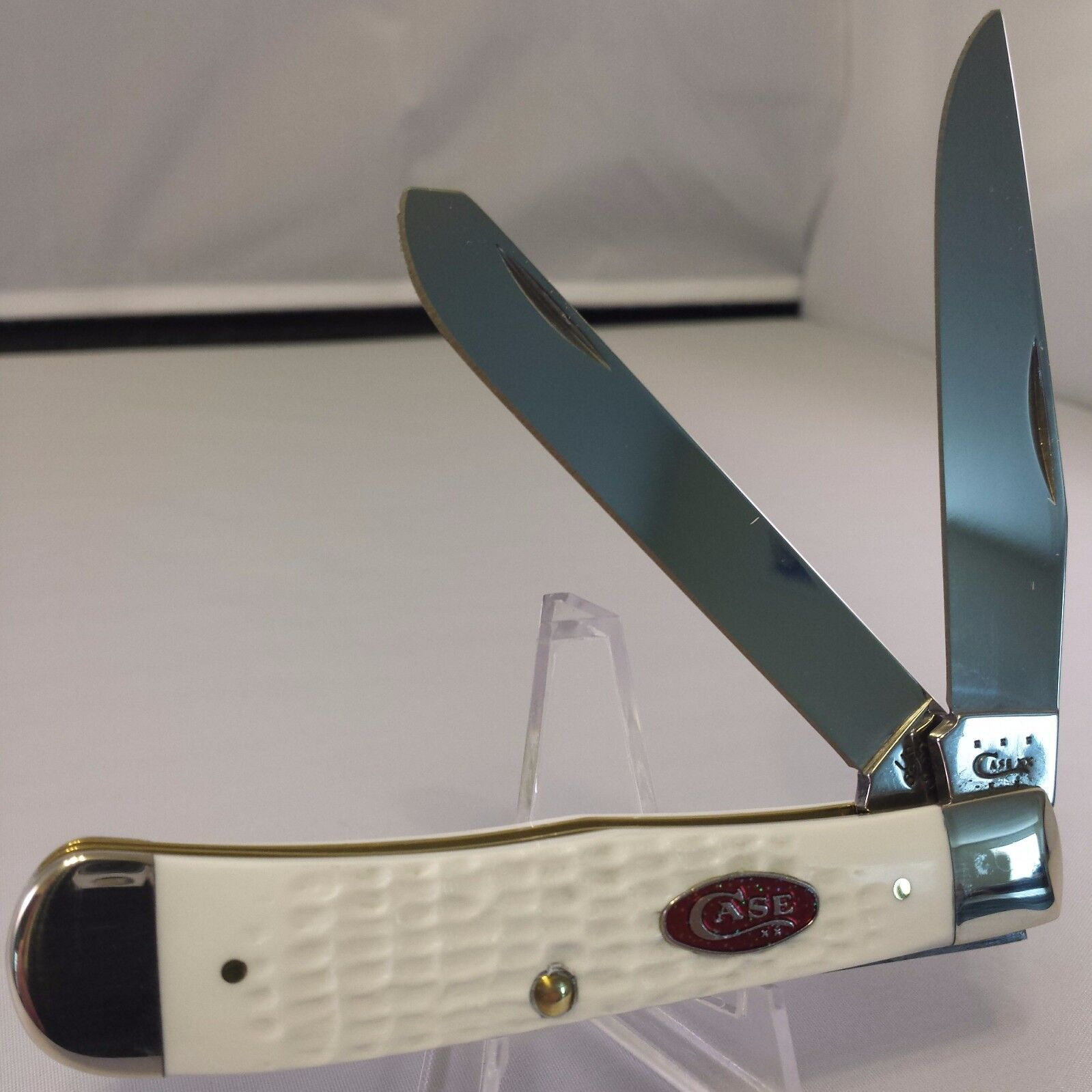 Case Xx 60182 Trapper Knife Sparxx 6254ss Knives White