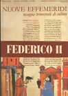 NUOVE EFFEMERIDI RASSEGN.TRIMESTRALE DI CULTURA FEDERICO II RIVISTA SICILIA N°28