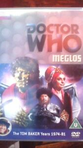 Doctor-Who-Meglos-1980-Christopher-Owen-Tom-Baker-Dr-Who-Laila-Ward-NEW