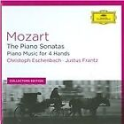 Wolfgang Amadeus Mozart - Mozart: The Piano Sonatas; Piano Music for 4 Hands (2014)