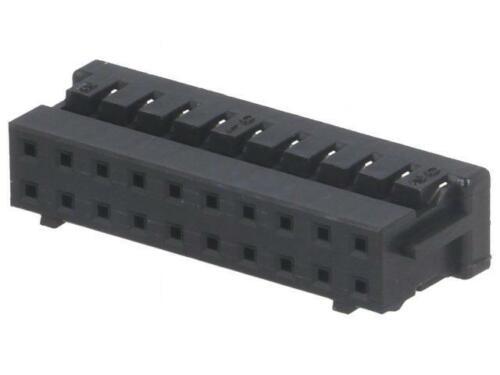 8x df11-20ds-2c conector tubería-placa hembra df11 2mm pin 20 Hirose