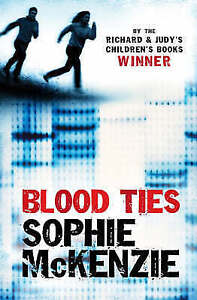 Blood-Ties-McKenzie-Sophie-Very-Good-Book