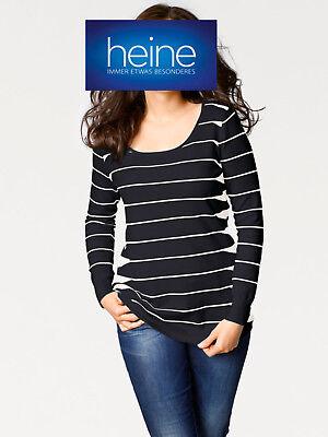 Gr Shirt Heine Wasserfallshirt NEU!! 40 KP 39,90 € Pink