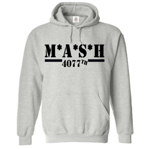 M*A*S*H 4077TH HOODY//MASH//TV Series//US Army//Military//Father day//Gift//Hoodie Hood