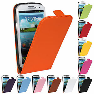 Flip Leather Case Cover for Samsung Galaxy Trend Plus GT-S7580 | eBay