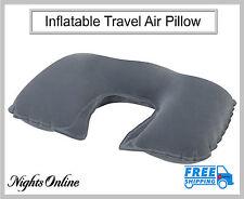 Viaggio Gonfiabile Cuscino d'aria, SOFT & RILASSANTE U Forma Collo Supporto cuscino d'aria
