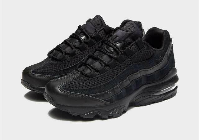 DESIGNER Nike Air Max 95 All Black
