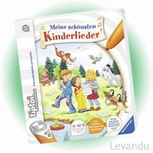 RAVENSBURGER-tiptoi-Buch-Meine-schoensten-Kinderlieder-NEU