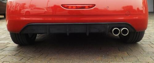PP 25643 rear apron -diffusor Peugeot 208 GTi Heckverkleidung,-diffusor