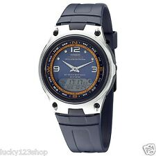 AW-82-2A 10-Year Battery Men Casio Watch Fishing Gear Blue Moon Phase New