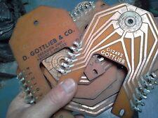 """Circuit imprimé """"GOTTLIEB & CO"""" C12492 flipper,  pour restauration ou déco 1960"""