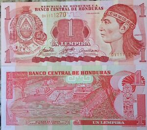 Coins & Paper Money Curing Cough And Facilitating Expectoration And Relieving Hoarseness Able Honduras 2006 1 Lempira Unc Banknote P-84 Indian Native Buy From A Usa Seller ! Other Central Am. Paper Money