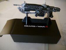 Loot Crate Gaming Exclusive Gears of War 4 MINI MARK 2 LANCER Replica w/ display