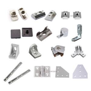 T-Nuts-amp-Accessories-for-2020-EU-Aluminium-Extrusion-Profile-Slot-6mm-3D-Printer