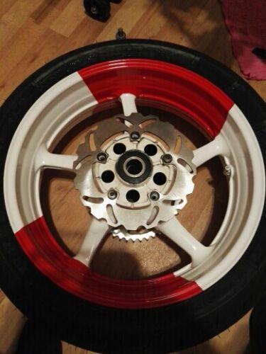 Yamaha YZF R1 R6 03 04 05 06 07 08 09 10 11 12 13 14 Rear Brake Disc Rotor New