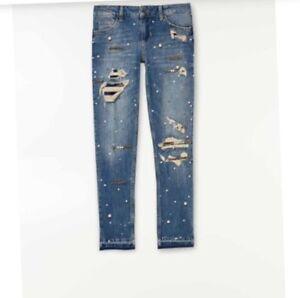 cba4e668d98ae Caricamento dell immagine in corso Jeans-bottom-up-donna-LIU-JO -pantalone-pantaloni-
