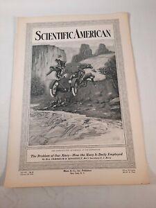Vintage February 28 1914 Scientific American journal magazine advertisements add