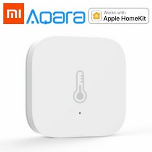 Aqara Temperature Humidity Sensor WiFi Zigbee Detection Smart Home APP 1 Stücke