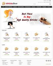 Article Store Website For Sale Articles Or Digital Market Free Hosting