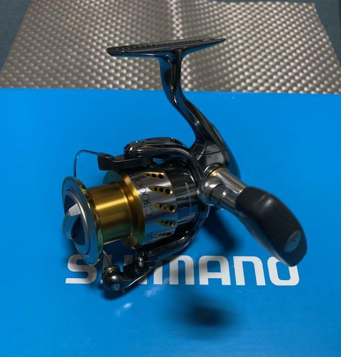 SHIMANO 07 STELLA C3000 Fishing Reel Used Ex++