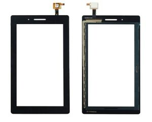 Lenovo Tab 3 Essential TB3-710F Tablet Touch Screen Digitizer Front Glass Black 8388766205818