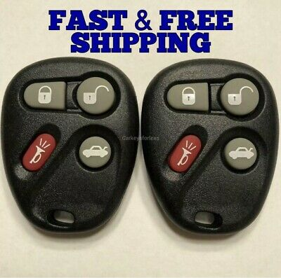 Discount Keyless Replacement Key Fob Car Remote Compatible with ABO1502T 16245100 16245100-29