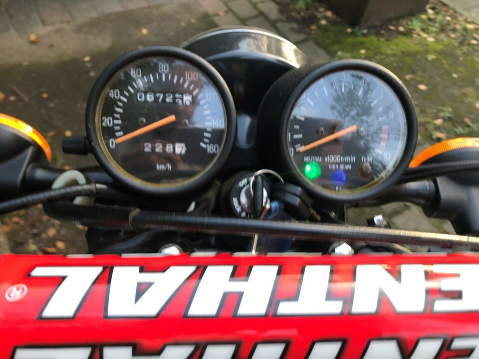 Yamaha, Yamaha XT 250, 250 ccm