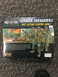 Bolt-Action-German-Grenadiers-Starter-Army-Factory-Sealed