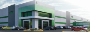 Bodega Industrial dentro de Parque en Ramos Arizpe