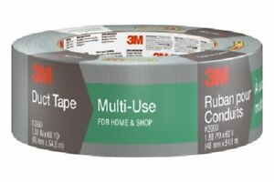 "3M Scotch, 1.88"" x 60 YD, Multi-Use Duct Tape, Durable"