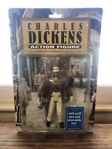 Charles John Huffam Dickens Action Figure Accoutrements # 11516 Character Toys T