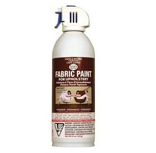 Upholstery Spray Fabric Paint 8 Ounces-Saddle Brown Upholstery Quickly & Easily