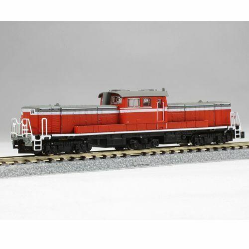 Rokuhan t002-1 diesel locomotive dd51 1000 a cold district jnr color type-z