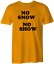 No Snow No Show Cocaine t-shirt worn by Eric Clapton guitar classic rock tee top