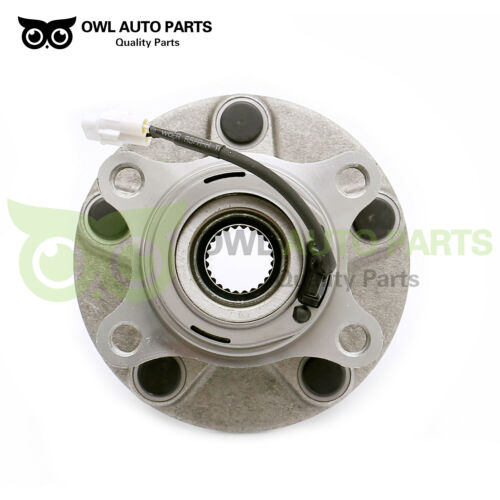 2 Rear Wheel Bearing Hub for 2007 2008 2009 2010 2011 2012 2013 Suzuki SX4 AWD