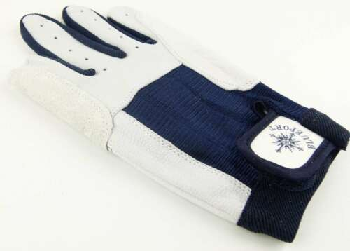 9 Roadie Bühnenbau Leder Handschuhe M Arbeitshandschuhe Rigger Gloves Gr