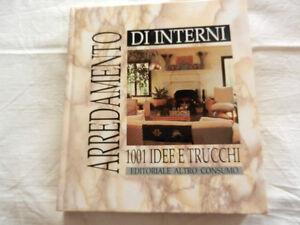 arredamento di interni 1001 idee e trucchi libro rivista | ebay - Arredamento Di Interni Idee E Trucchi