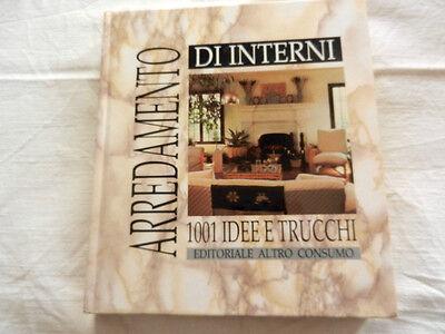 Arredamento Di Interni 1001 Idee E Trucchi.Arredamento Di Interni 1001 Idee E Trucchi Libro Rivista Ebay